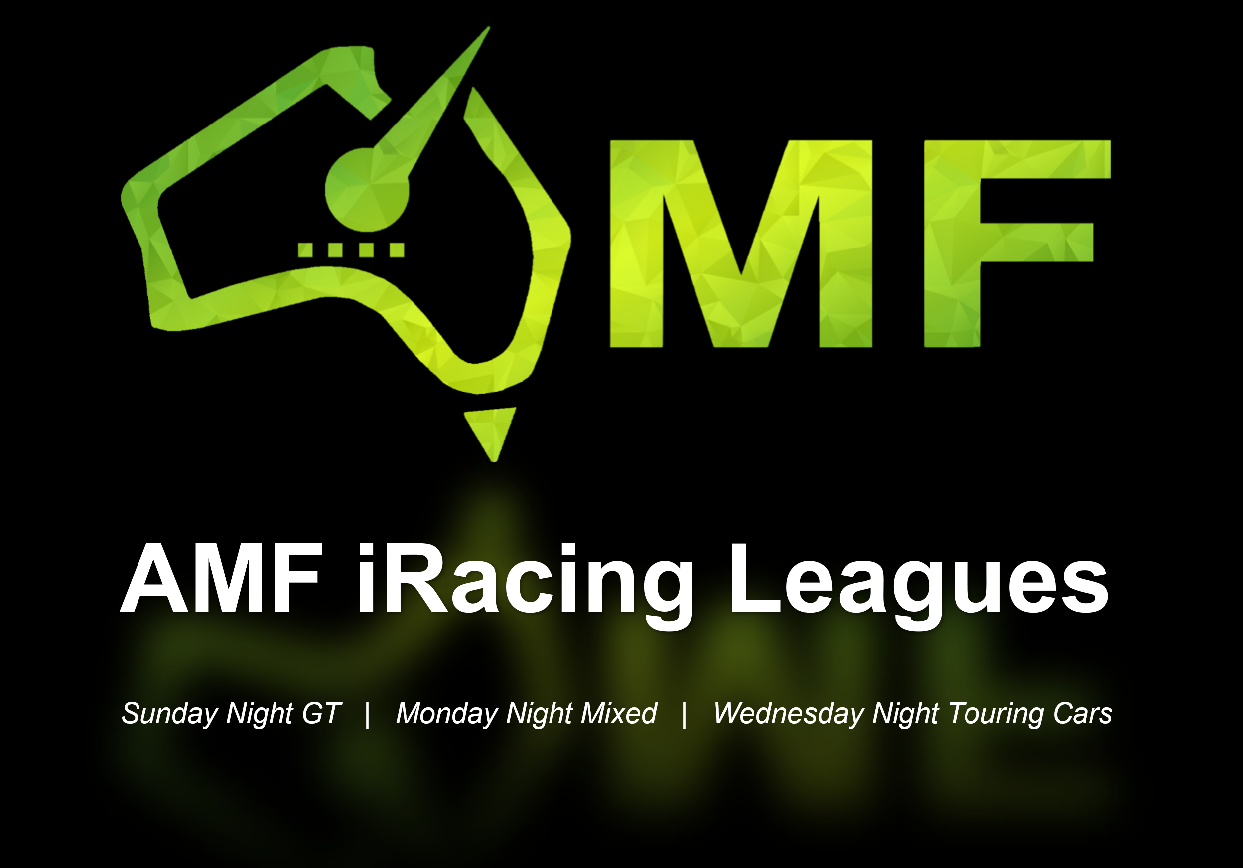 AMF iRacing Leagues
